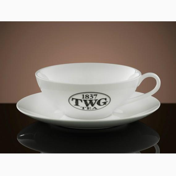 TWG Послеобеденная чашка и блюдце