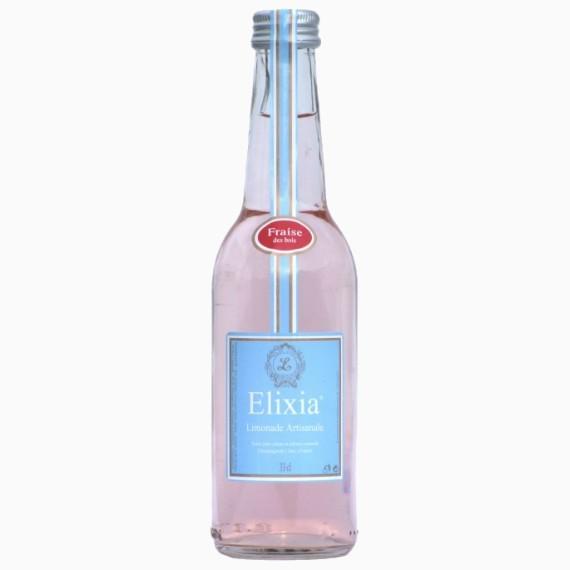 limonad elixia zemljanika 0.33 l