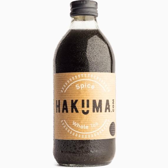 Напиток Hakuma Energy Black Matcha, 0.33 л