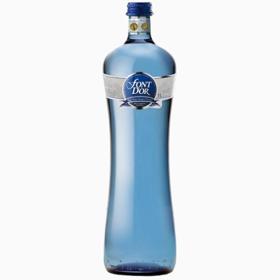 Вода Vichy Catalan, Font d'Or, 1.0 л