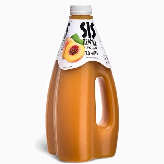 "Нектар ""Sis"", абрикос, 1.6 л."