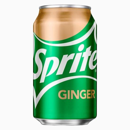 Газированный напиток Sprite Ginger, 0.355 л