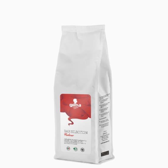 Кофе в зернах GIMA Bar Selection. Rubino, 0.25 кг.