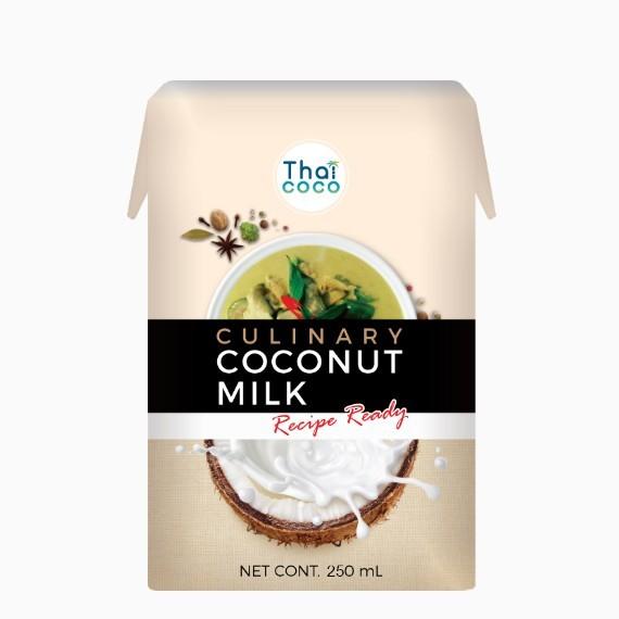 Thai Coco, кокосовое молоко, 0.25 л