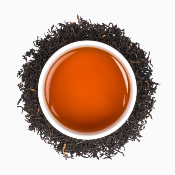 Чай Tealeaves Decaf English Breakfast Black, 100 г