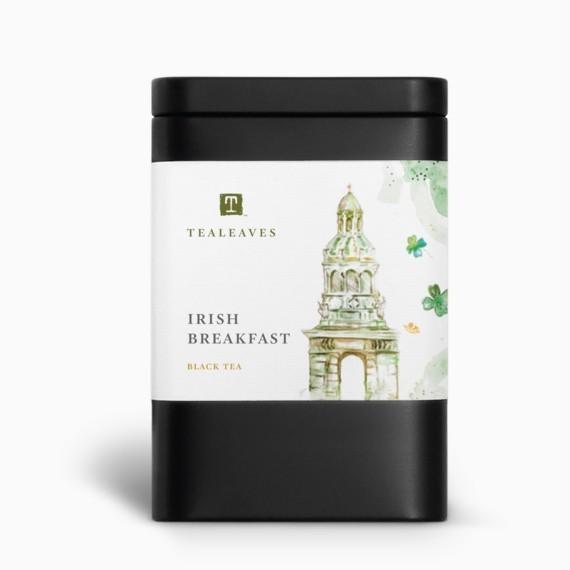 Чай Tealeaves Irish Breakfast Black, 100 г