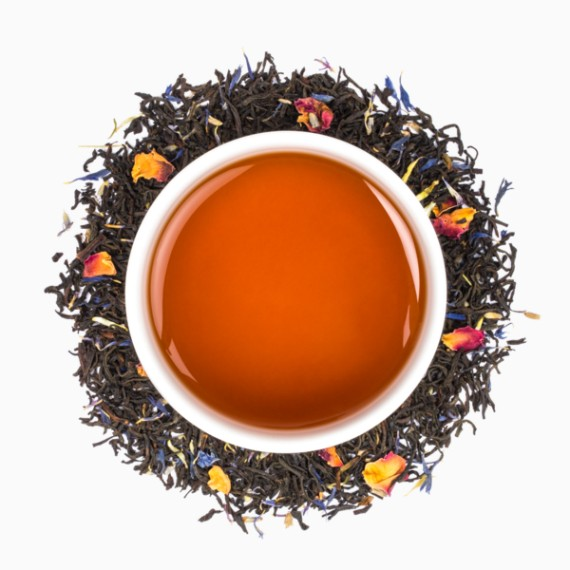 Чай Tealeaves Lavender Earl Grey Black, 100 г