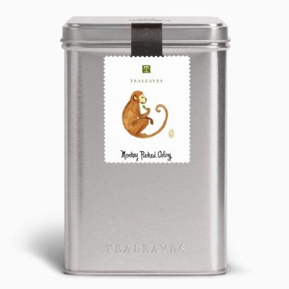chaj tealeaves monkey picked oolong 100 g