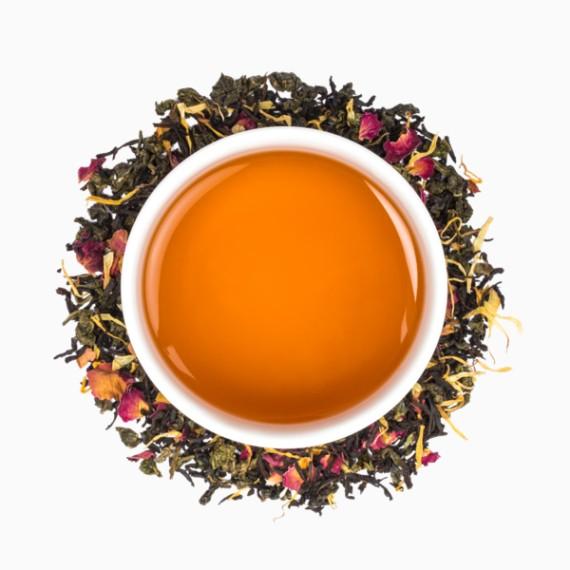 chaj tealeaves t blend black 100 g