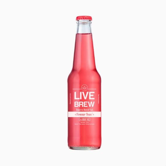 kombucha live brew forever ivan 2 350 ml