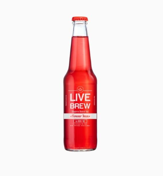 kombucha live brew forever ivan 350ml