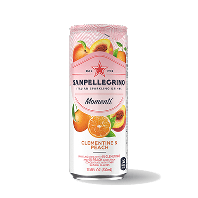 napitok s.pellegrino momenti mandarin persik 0.33 l