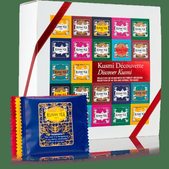 Чай Kusmi Discovery, 2.2 гр х 45 с