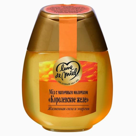 lune de miel med s matochnym molochkom korolevskoe zhele