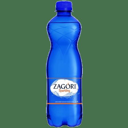 mineralnaja voda zagori gazirovannaja 0.5 l