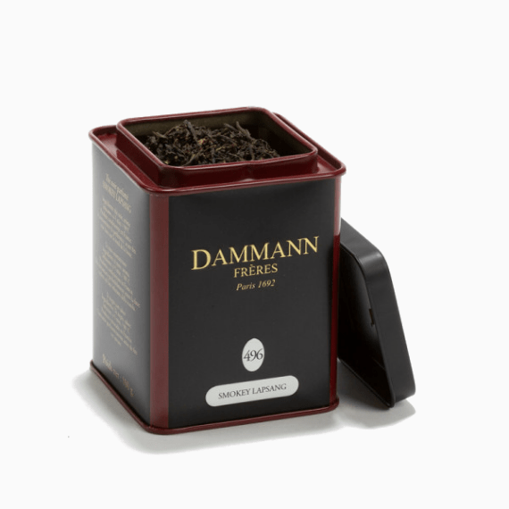 Чай Dammann Freres Smokey Lapsang, 100 г.