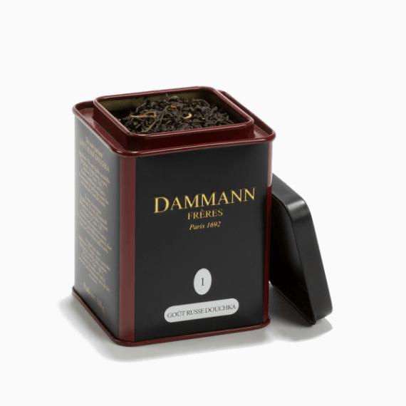 chaj dammann freres the gout russe douchka 100 g.