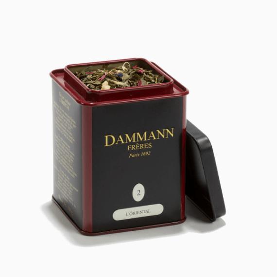 chaj dammann freres the l oriental 100 g.