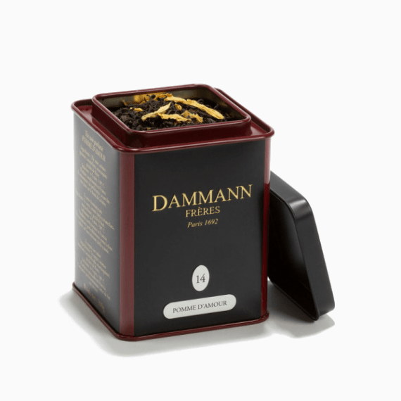 chaj dammann freres the pomme d amour 100 g.