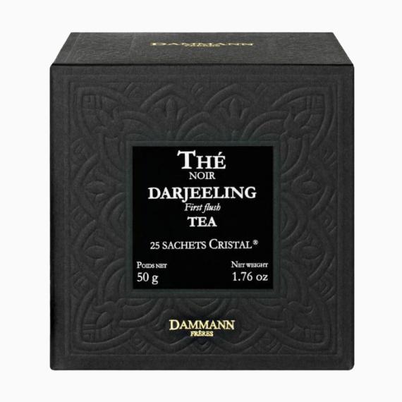 Пакетированный чай Dammann Freres Darjeeling First Flush, 2.0 г х 25 п.