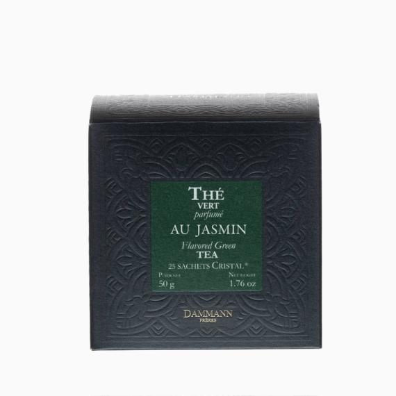 Пакетированный чай Dammann Freres The Vert au Jasmin, 2.0 г х 25 п.