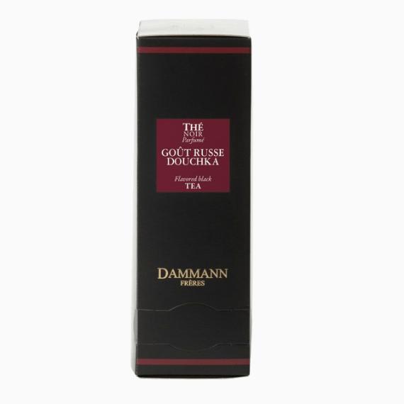 paketirovannyj chaj dammann gout russe douchka 2 g h 24 p.