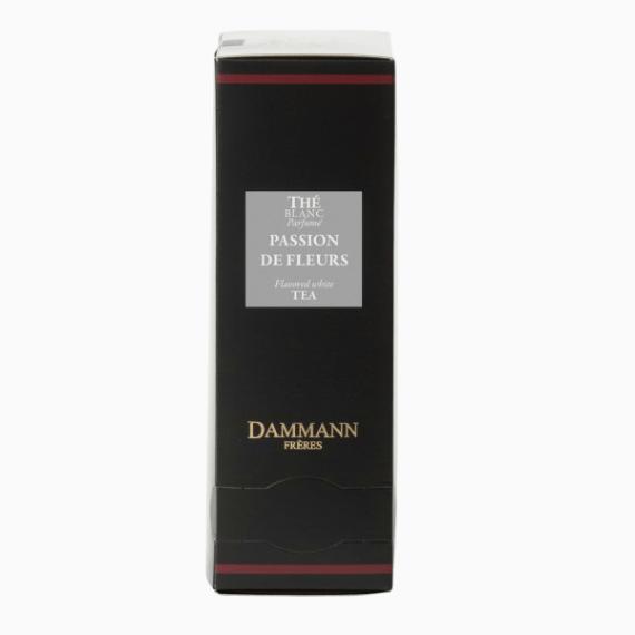 Пакетированный чай Dammann Freres Thé blanc Passion de Fleurs, 2.0 г х 24 п.