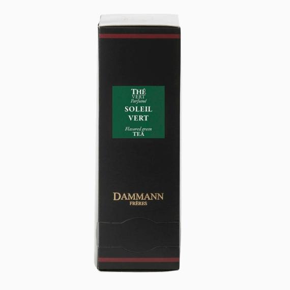 Пакетированный чай Dammann Freres Thè Vert Melange Soleil Vert, 2.0 г х 24 п.