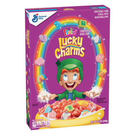 suhoj zavtrak lucky charms fruity 601 g