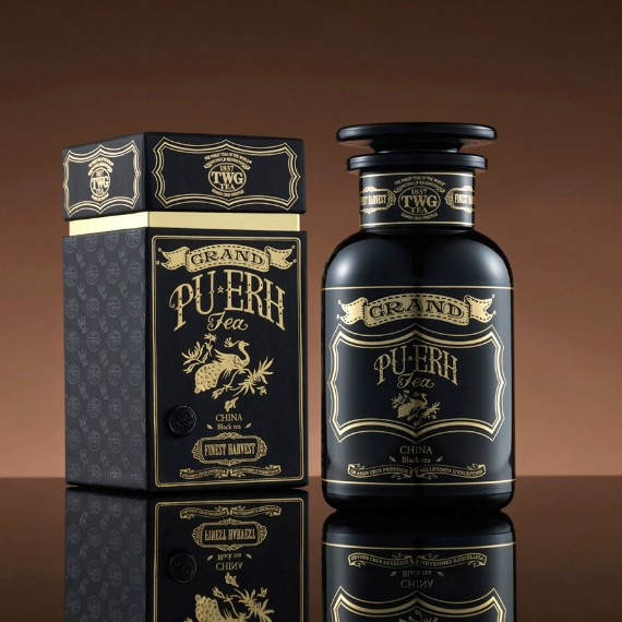 Чай TWG Grand Pu-Erh, 100 г.
