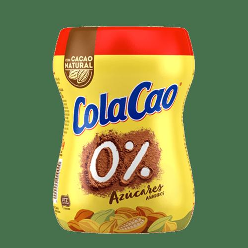 kakao napitok cola cao bystrorastvorimyj bez sahara 300 g