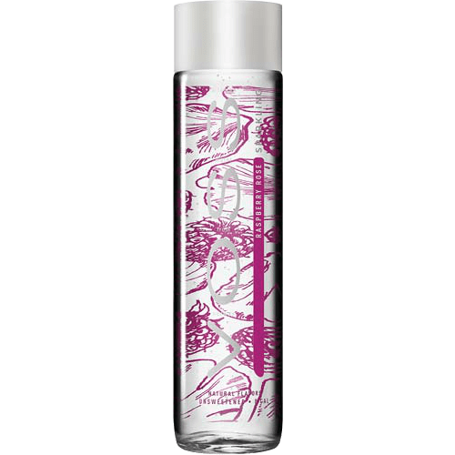 mineralnaja voda voss raspberry rose 0.375 l