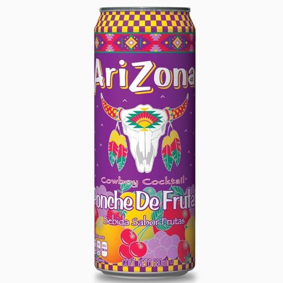 napitok arizona fruit punch fruktovyj punsh 0.68 l