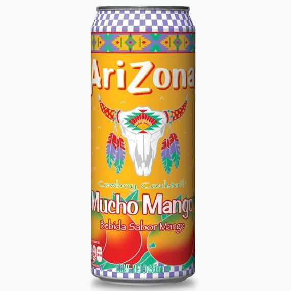 napitok arizona mucho mango mango 0.68 l