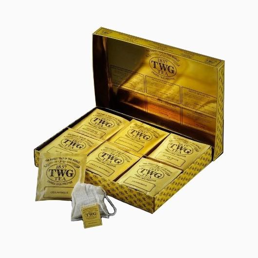 twg around the globe tea selection 30 p.