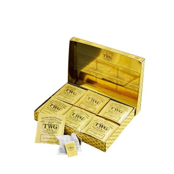 Чай пакетированный TWG Empire Tea Selection, 30 п.