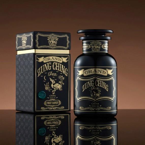 Чай TWG Grand Lung Ching, 70 г.