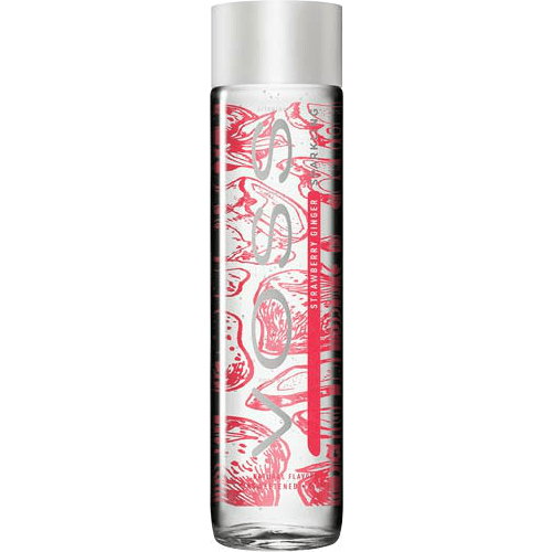 voda voss strawberry ginger 0.375 l