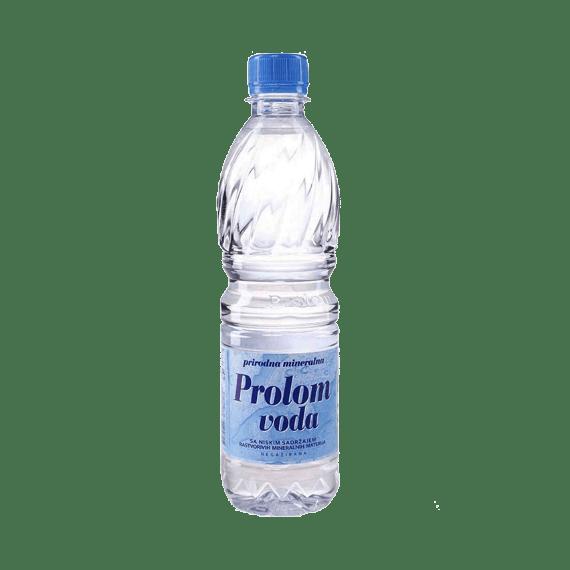 voda prolom mineralnaya 0.5 l