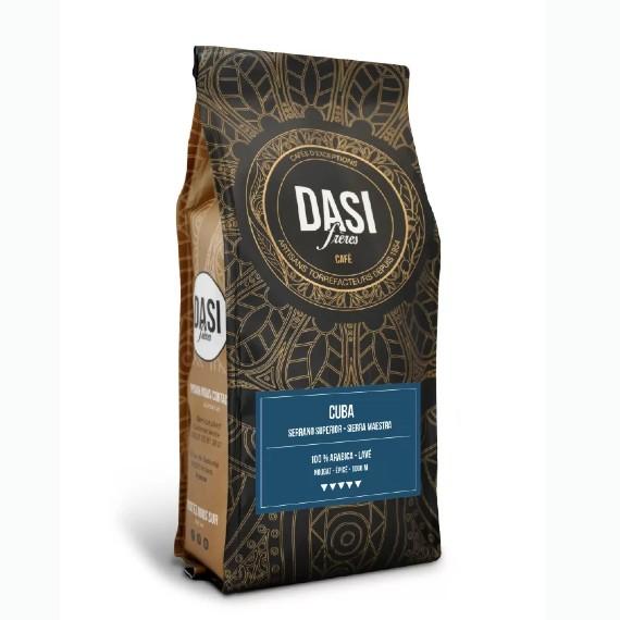 kofe zernovoj dasi freres cuba sierra maestra 0.25 g.