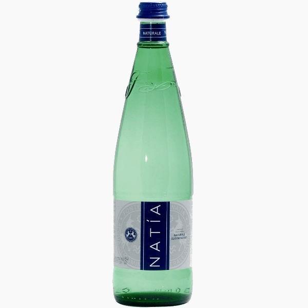acqua natia mineralnaya voda bez gaza 033l steklo