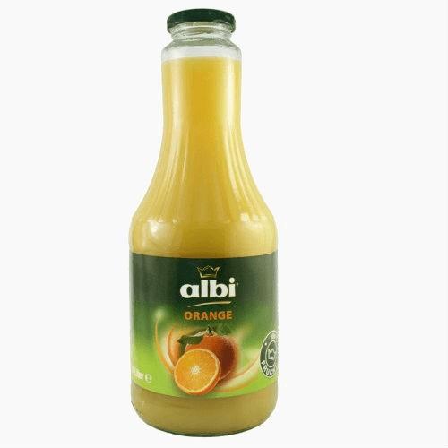 albi sok apelsinovyj 100 1l