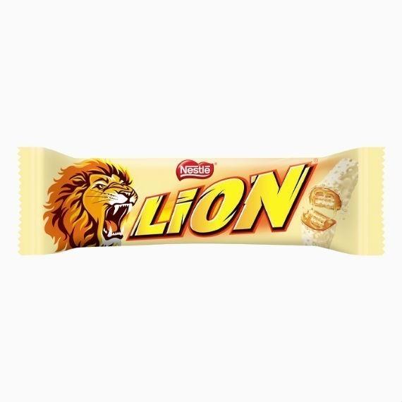 batonchik nestle lion white 42 g
