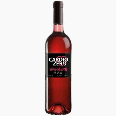 cardio zero pink bezalkogolnoe vino 0 75 l