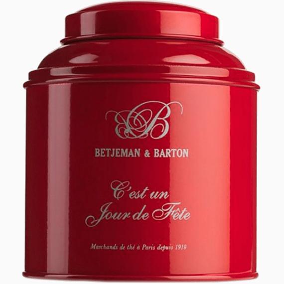 chaj betjeman barton jour de fete 125 g
