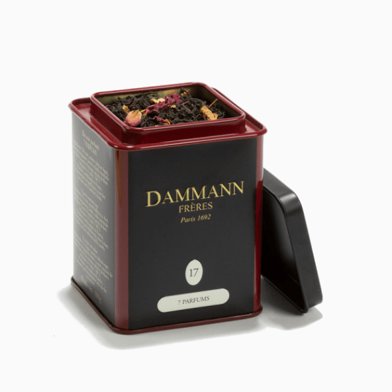 chaj dammann freres the 7 parfums 100 g