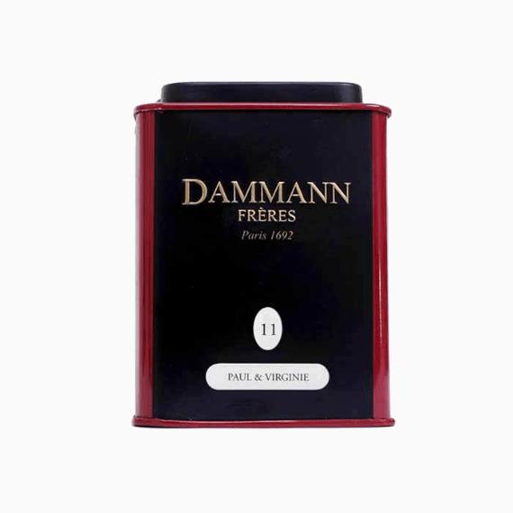 chaj dammann freres the paul virginie 100 g