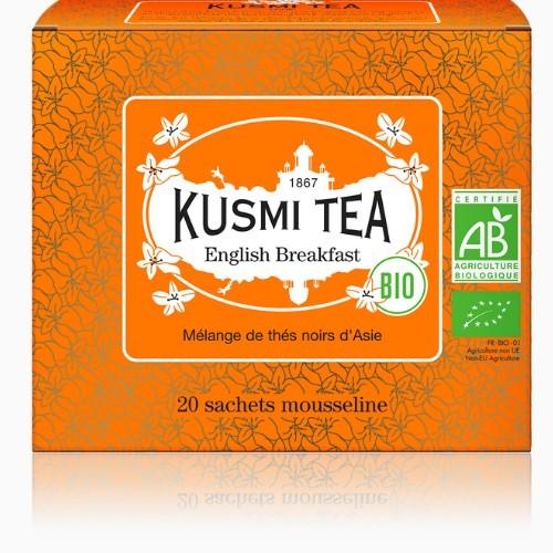 chaj kusmi english breakfast 2 2 gr h 20 p