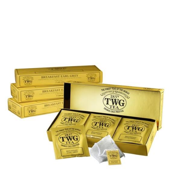 chaj paketirovannyj twg breakfast earl grey tea 15 shtuk po 2 5 gr