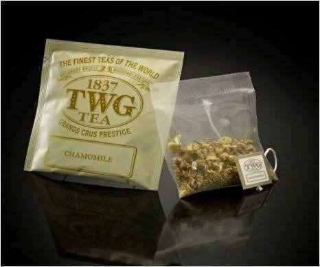 chaj paketirovannyj twg chamomile tea 15 shtuk po 2 5 gr